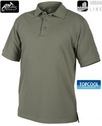 Polo URBAN TACTICAL LINE®, TopCool, adaptive green