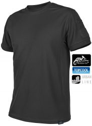 TACTICAL T-Shirt, TopCool, czarny