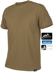 TACTICAL T-Shirt, TopCool, coyote